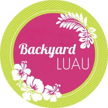backyard luau